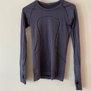 LULULEMON Swiftly Tech LS Crew